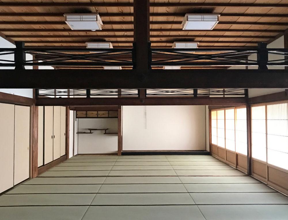 東照山 称名寺(伝統構法による耐震補強工事)