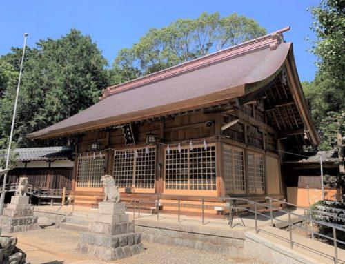 東田神明宮(瓦葺き屋根→銅板葺き屋根 葺き替え工事)